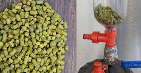 Dry Hop Device for FermZilla