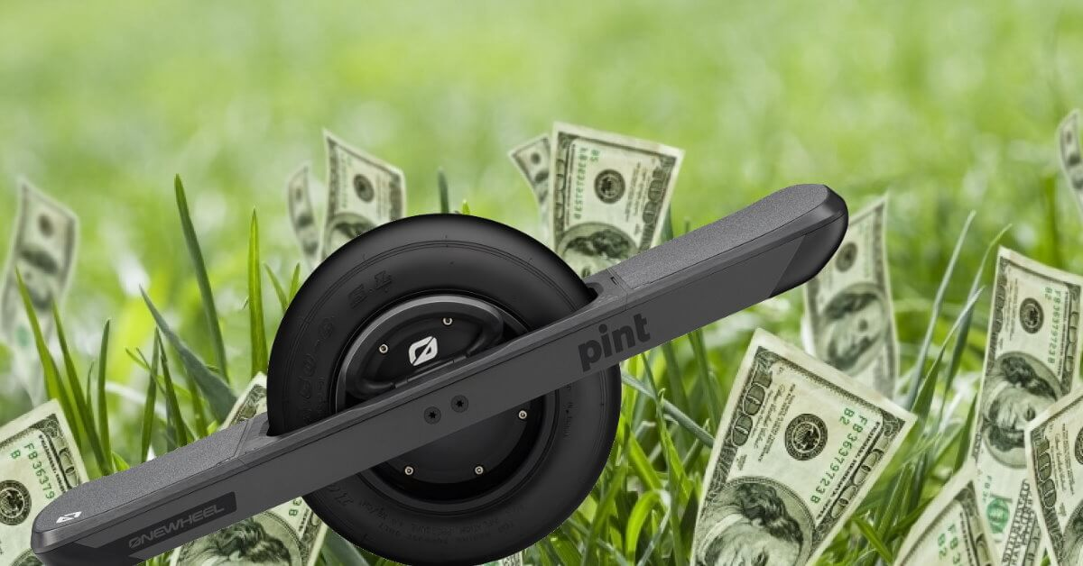 How much does a Onewheel cost