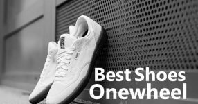 best shoes for onewheel