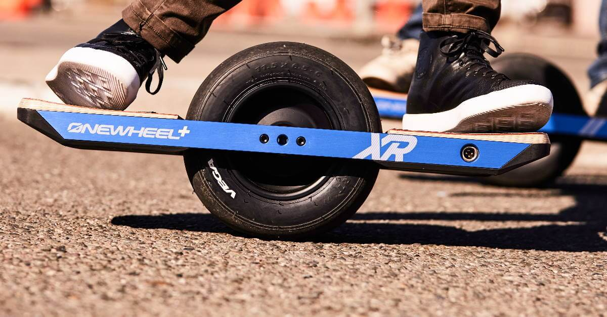 Onewheel XR modes